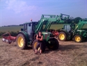 Scaf with John Deere